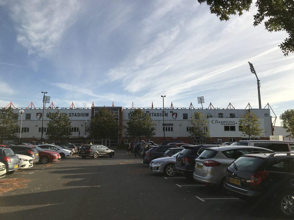 AFC Bournemouth Football Stadium car park