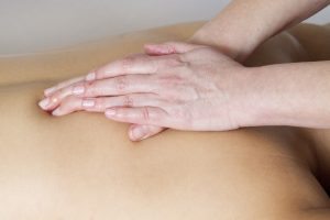 Massage for back pain in Neath