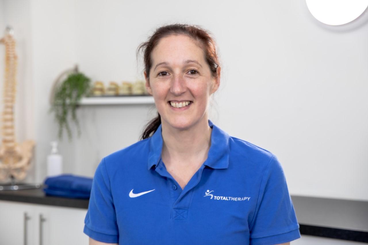 Sara Lucy Morgan Sports Massage Therapist